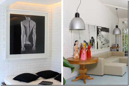 Casa de Valentina - Conrado Heck e Rodrigo Briareu - decor clean