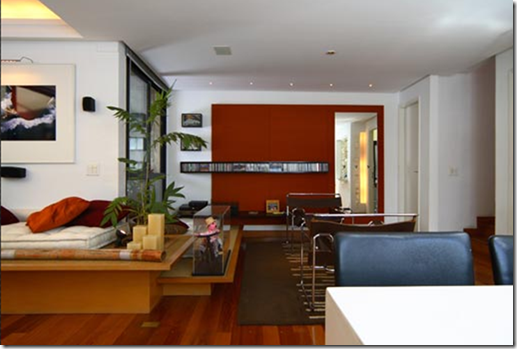 Casa de Valentina - Conrado Heck e Rodrigo Briareu - sala de estar