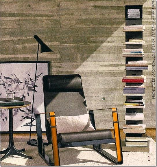 Casa de Valentina - Arquitectura Y Diseño - coluna