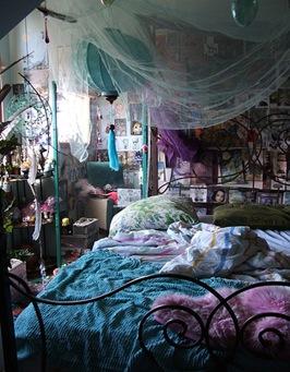 Casa de Valentina - via Home Sweet Home - quarto charmoso