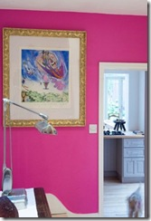 Casa de Valentina - Shootfactory - parede pink