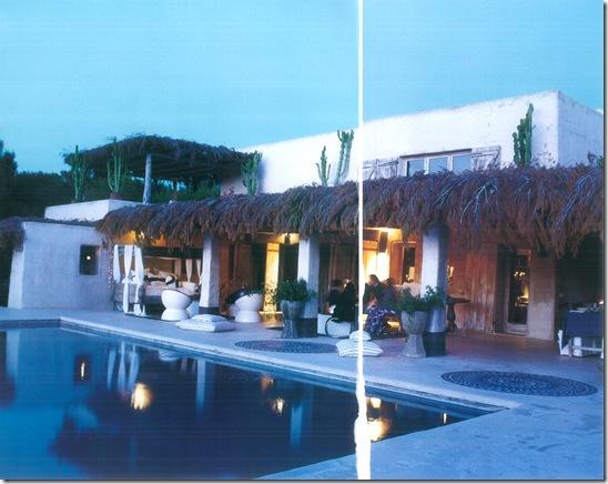 Casa de Valentina - uma casa no medterrâneo - festa na varanda