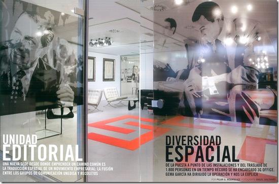 Casa de Valentina - via Diseño Interior - adesivos na porta de entrada
