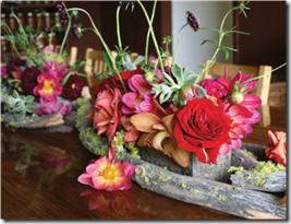 Casa de Valentina - flores via Peony & Plum 8