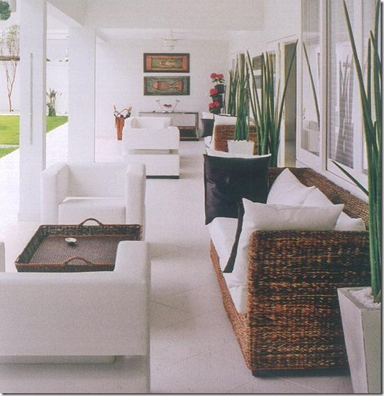 Casa de Valentina - via revista Artefacto