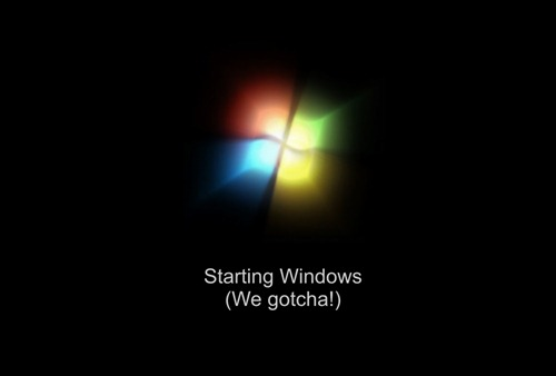 The Great Windows 7 Ripoff