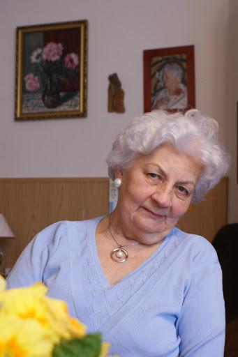 Pani Maria Łopuszańska