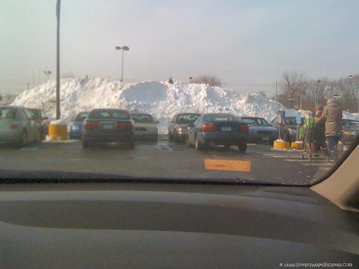 parking lot 3. parking lot near my house.