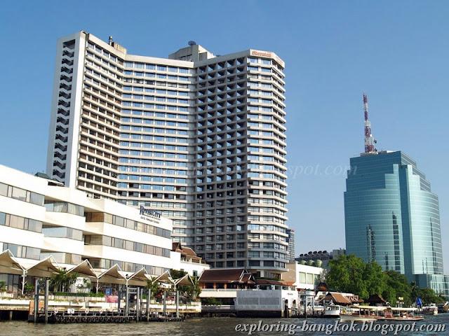 Elephant Tower Bangkok Cat Telecom Tower in Bangkok