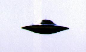 Pplatillo volante. ¡Extraterrestres a la vista!