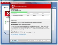 Cleaning Infected File