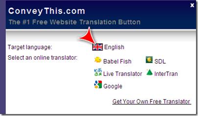 traduttore conveythis