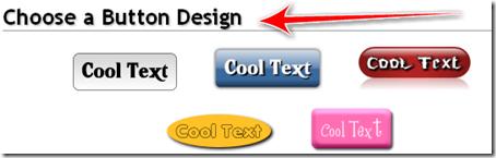 come realizzare banner grafico bottone blog