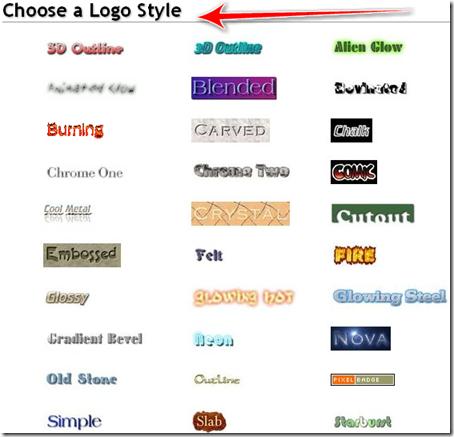 come creare logo antipixel mettere blogger