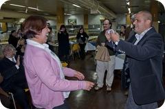 Entrega de Medallas en Feria de Ciencia y Tecnología en San Bernardo