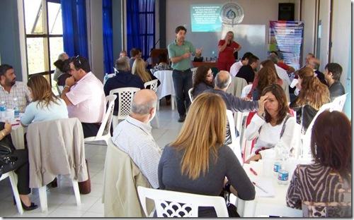 Jornada de Capacitación de Productos Turísticos - FEBATUR en Mar de Ajó