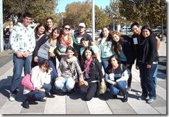 Participantes de La Costa en Feria de Tutores del Programa Envión