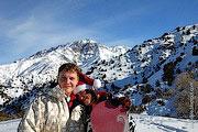 Новогоднее путешествие 2010. Оренбург-Ташкент-Бельдерсай. Первый день года в горах