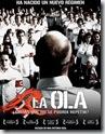 Cartel de la polémica película  «La ola», en la que se relata el resurgir de un régimen fascista en Alemania