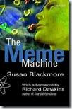 Portada del libro de la psicologa británica susan Blackmore