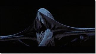 Imágen frontal de uno de los depredadores nocturnos