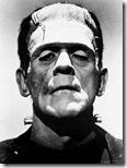 Boris Karloff en la más famosa de las interpretaciones de «Frankenstein»