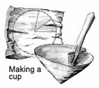 How to Make a Water Cup