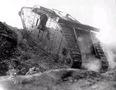 World War I Tank-Sheva Apelbaum