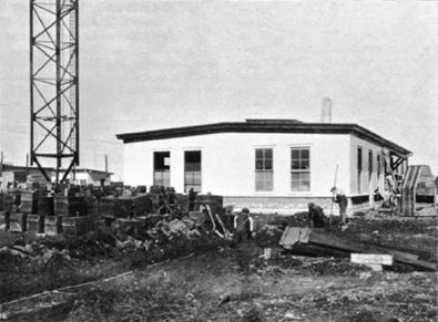 The Telefunken Company Broadcast Station Construction 1911-1912-1 Apelbaum