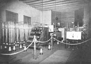Telefunken Transmitter Room 1912 Sayville -Sheva Apelbaum
