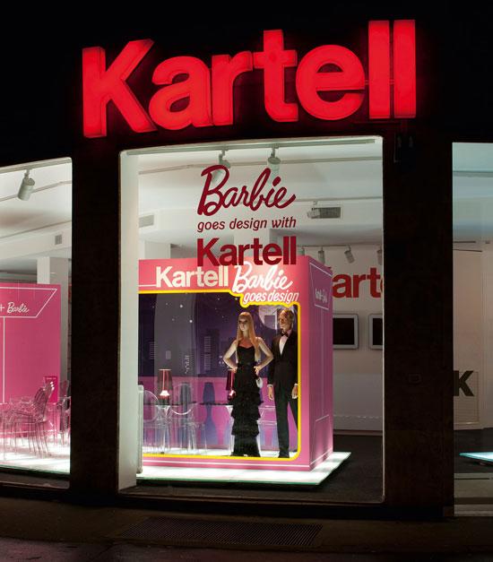 Kartell Barbie