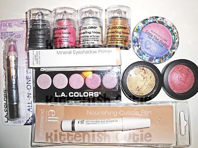 Makeup Mix Shop Haul