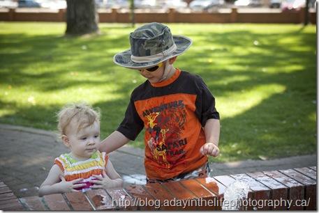 picnic Medicine Hat photographer