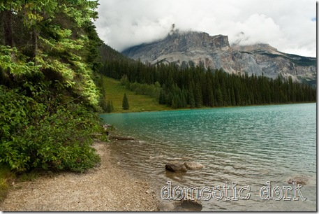 Yoho National Park Emerald Lake