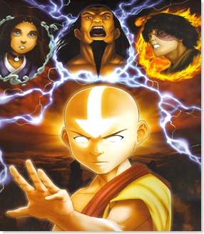 trailer dan sinopsis film Avatar The Last AirBender Movie