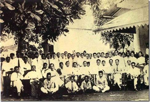 peserta sumpah pemuda
