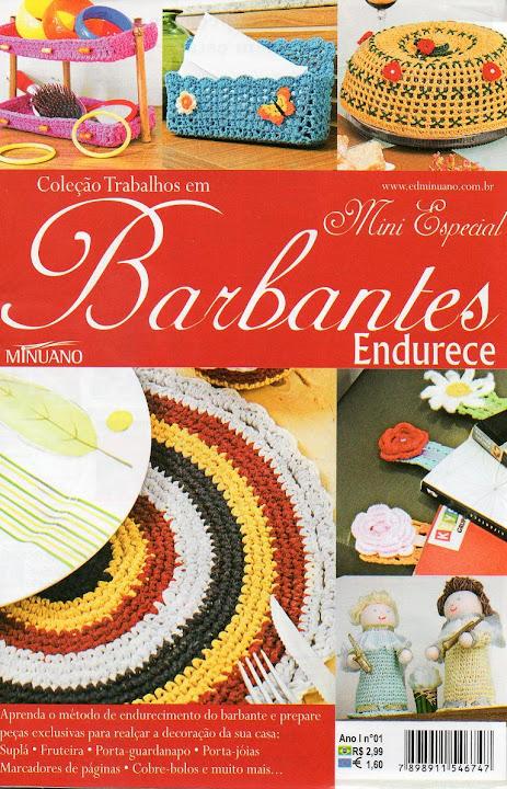Colecao Trabalhos em Barbantes - Ed. Minuano - Picasa Web - Gabriela
