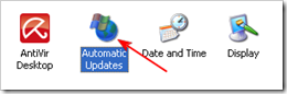 Automatic Updates Windows 0