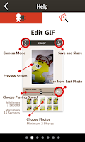 Screenshot of Gif Maker(Animated GIF Camera)