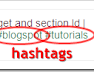 Automatically add hashtags to your tweets