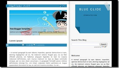 blue-glide