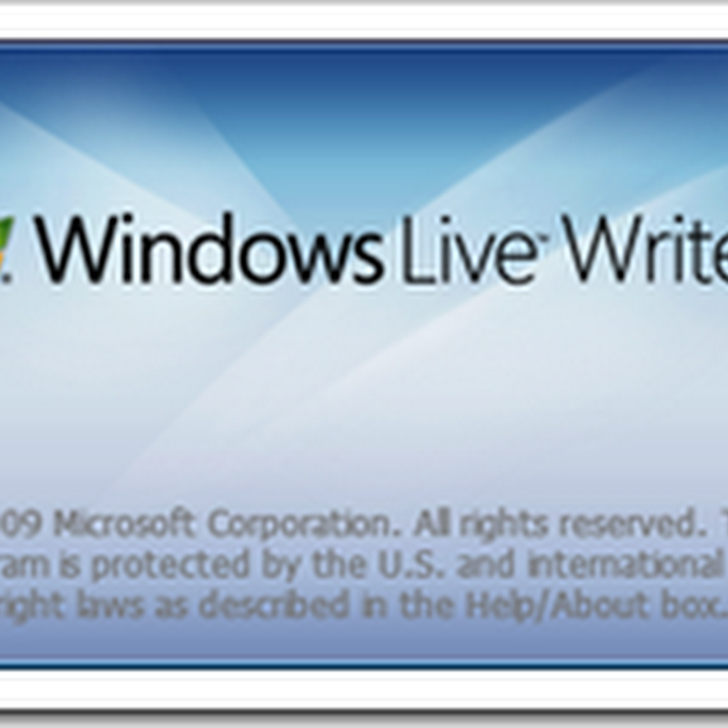 5 reasons why you should switch to Windows Live Writer