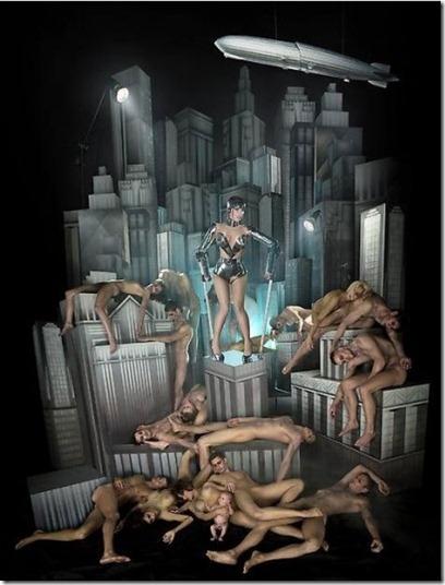Metropolis Subliminar 19