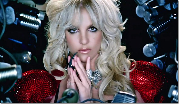 Britney Spears - Hold It Against Me 13