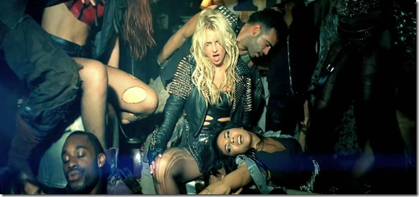 Britney Spears - Till The World Ends 6