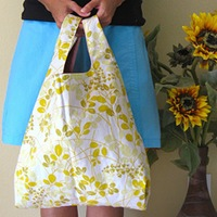 Eco-Friendly Shopping Bag by ThreadBeaur on Flickr [photo used with permission of photographer]