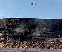 Scene of Austin plane attack