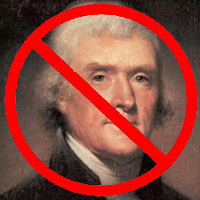 Jefferson banned