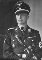 Nazi in uniform