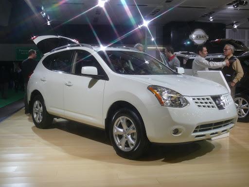 Nissan Rogue Cars Gallery